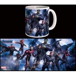 Mug Avengers Endgame - Assemble