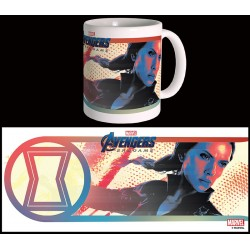 Mug Avengers Endgame - Black Widow