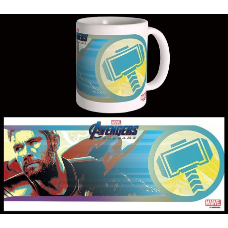 Mug Avengers Endgame - Thor