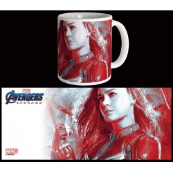 Mug Avengers Endgame - Captain Marvel