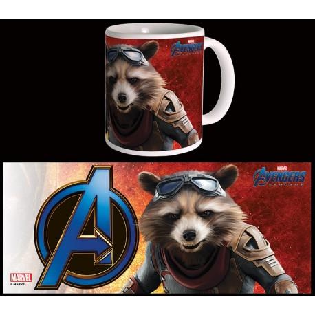 Mug Avengers Endgame - Rocket