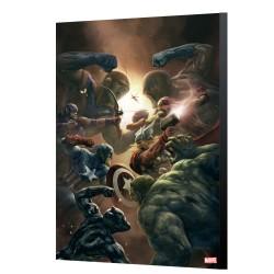 New Avengers 43 - Aleksi Briclot - Avengers Laminage