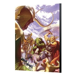 All-New, All-Different Avengers 1 - Alex Ross - Avengers Laminage