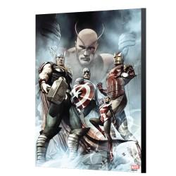 Captain America: Hail Hydra 2 - Adi Granov - Avengers Laminage