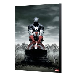 Captain America 4 - Steve Epting - Avengers Laminage