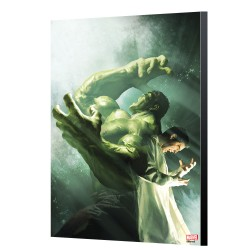 Incredible Hulk 7.1 - Michael Komarck - Avengers Laminage