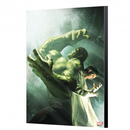 Incredible Hulk 7.1 - Michael Komarck - Avengers Laminage