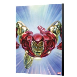 Tony Stark: Iron Man 1 - Alex Ross - Avengers Laminage
