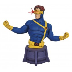 MARVEL ANIMATED X-MEN: CYCLOPS RESIN MINIBUST