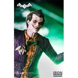 Batman Arkham Knight - Joker 1/10 Statue - IRON STUDIOS