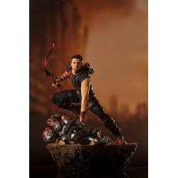 Hawkeye 1/6 statue - Avengers AOU Diorama