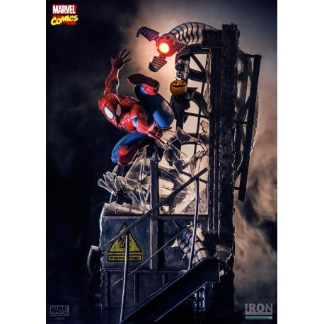 Spider-Man 1/4 legacy statue