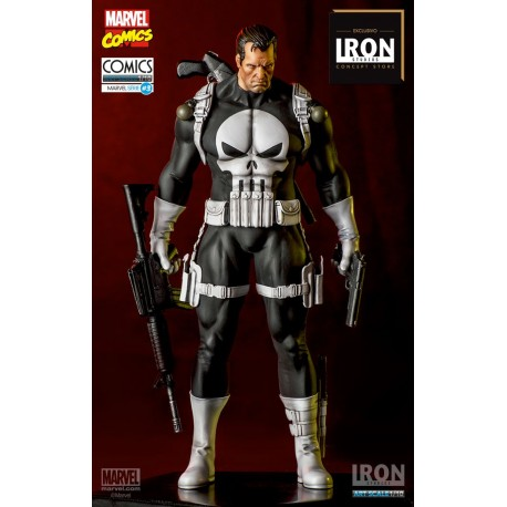 Punisher classic 1/10 statue