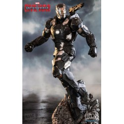 War Machine Mark III 1/4 statue - CACW Diorama