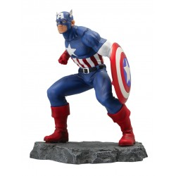Semic Action 1/8 Statue Captain America – Civil War