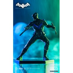 Batman Arkham Knight - Nightwing 1/10 Statue - IRON STUDIOS