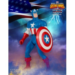 CAPTAIN AMERICA SECRET WARS JUMBO FIGURE
