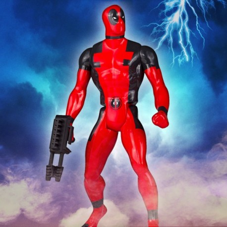 DEADPOOL JUMBO FIGURE SDCC 2015 EXCLUSIVE - GENTLE GIANT