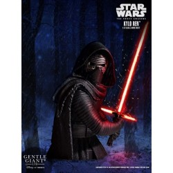 KYLO REN MINI BUST - GENTLE GIANT