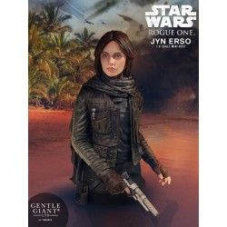 SW ROGUE ONE - JYN ERSO SEAL COMMANDER BUST 1/6