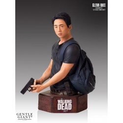 GLENN MINI BUST - THE WALKING DEAD TV