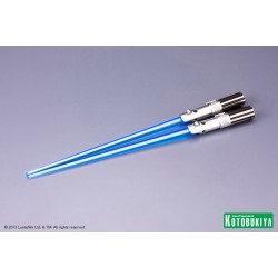 LIGHTSABER CHOPSTICKS LUKE SKYWALKER LIGHT UP VERSION