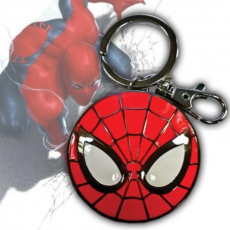 Spider-Man Logo Keychain