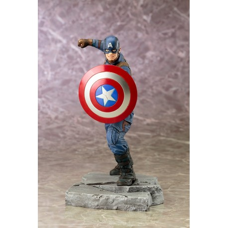 CAPTAIN AMERICA CIVIL WAR MOVIE ARTFX - KOTOBUKIYA