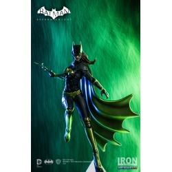 Batman Arkham Knight - Batgirl 1/10 Statue - IRON STUDIOS