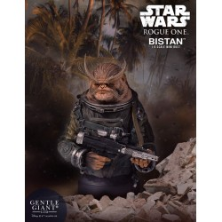 Bistan Rogue One Mini Bust