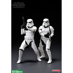 STAR WARS STORMTROOPER TWO-PACK ARTFX STATUE