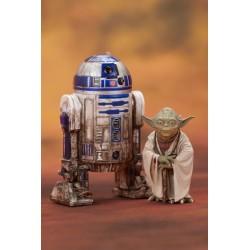 ARTFX+ YODA & R2-D2 DAGOBAH 2PACK
