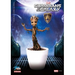 BABY GROOT  ACTION VIGNETTE