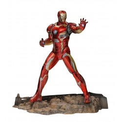 IRON MAN MARK XLV 1/9 ACTION VIGNETTE