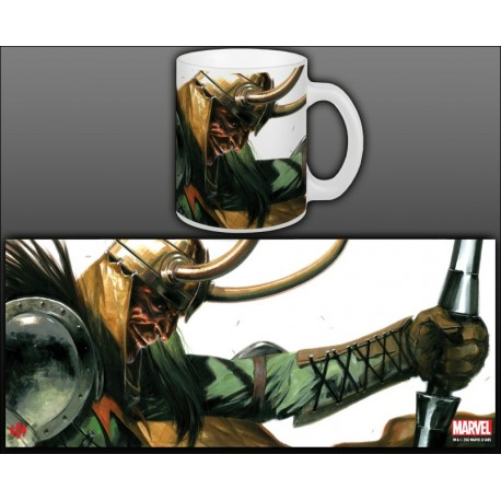 MUG MARVEL VILLAINS - LOKI