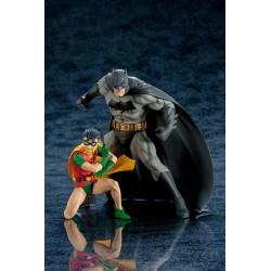 BATMAN & ROBIN 2-PACK ARTFX STATUES