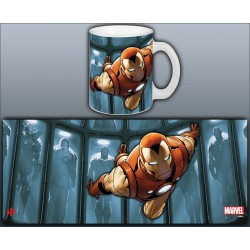 MUG IRON MAN - HALL OF ARMOR
