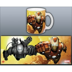 MUG IRON MAN - INVINCIBLE DUO