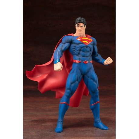 DC COMICS SUPERMAN -REBIRTH- ARTFX+ STATUE