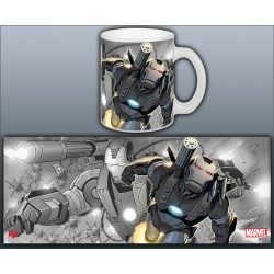 MUG IRON MAN - WAR MACHINE