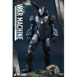 WAR MACHINE - DIE CAST 1/6 - IRON MAN 2