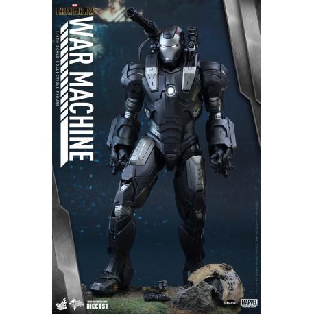 WAR MACHINE - DIE CAST 1/6 - IRON MAN 2