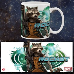 ROCKET RACCOON MUG - GUARDIANS OF THE GALAXY