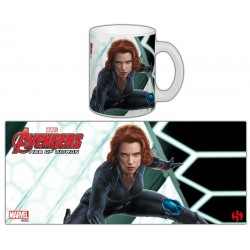 MUG BLACK WIDOW - AOU - SERIE 2