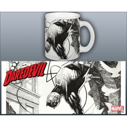 "MUG DAREDEVIL ""BLACK & WHITE"""