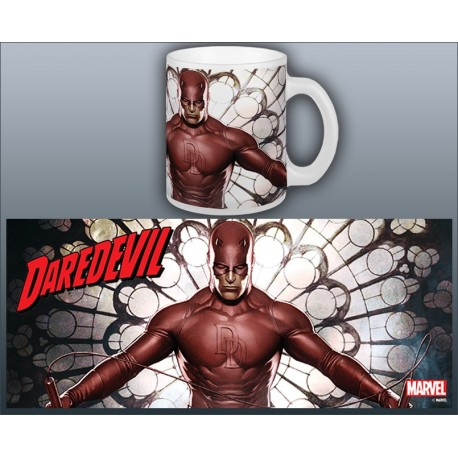 "MUG DAREDEVIL ""CHURCH"""