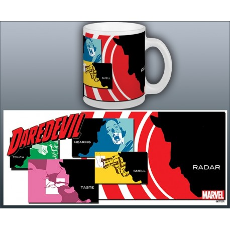 "MUG DAREDEVIL "" 4 SENSES"""