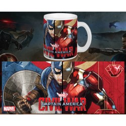 MUG C.A CIVIL WAR: CHOOSE YOUR SIDE