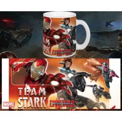 MUG C.A CIVIL WAR: TEAM STARK