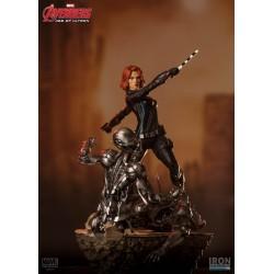 Black Widow 1/6 statue - Avengers AOU Diorama